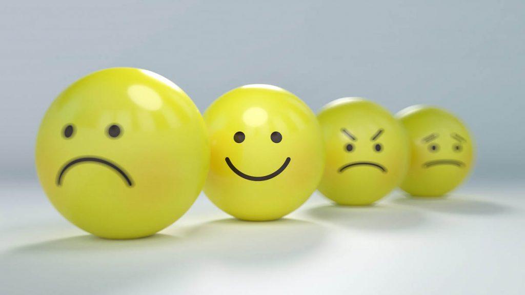 Pensées et émotions, comment prendre le dessus.
