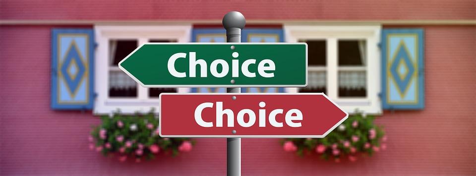 choisissez de changer