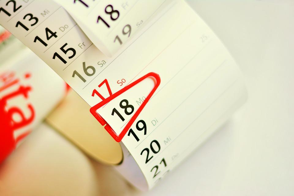 Définissez un délai pour atteindre votre objectif